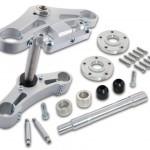 Componenti moto anodizzati Anodizzazione Colorata Anodizzazione alluminio Vicenza